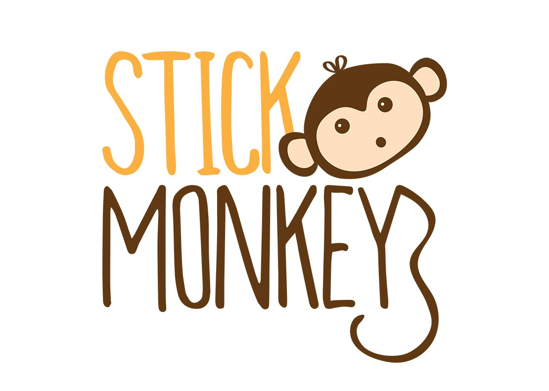 Stick Monkey Illustrations